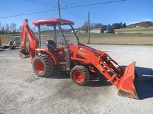 Used Kubota L39 in S