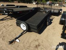 Used TRAILER 4X8 1 A