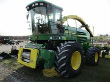 JD 7700 Forage Harvestor '04
