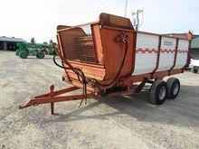 Bucktons Forage Wagon