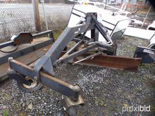 Bobcat Skid Steer Grading Blade