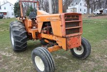 190XT-D, w/ rops bar, runs and