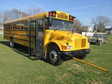 2004 IH Bus, DT 466 auto with a