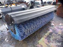 Bobcat Skid Steer Sweeper Attac