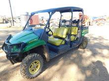 JOHN DEERE XUV550 S4 GATOR 4X4