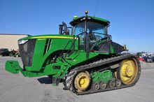 '12 JD 9560RT Track Tractor