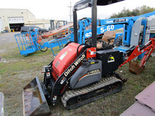 2012 Ditch Witch XT855 RUBBER T
