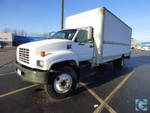 2000 GMC C7500 Truck with 21' x