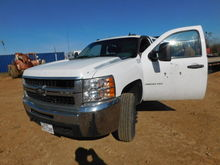 01/08 CHEVY 3500HD CREWCAB FLAT