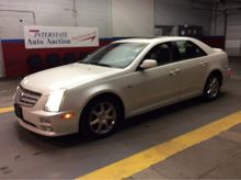 2005 Cadillac STS 63K SUPER LOW