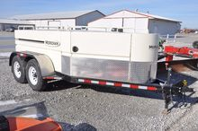 Meridian 990 gal. fuel trailer