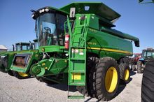 '09 JD 9670STS 2wd combine