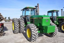 '88 JD 4850 MFWD tractor