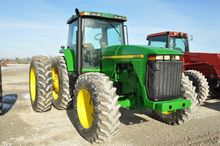'96 JD 8400 MFWD tractor