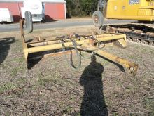 GARFIELD 12' PULL BOX SCRAPE WI