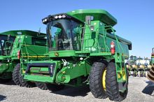 '08 JD 9670STS 2wd combine
