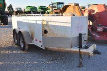 Thunder Creek 990 gal. fuel tra