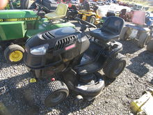 Craftsman LT 2000 Lawn Tractor