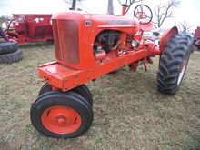AC WD Tractor