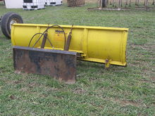 Myers 7ft Power Angle Snow Plow