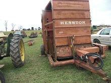 Hesston Stakhand 10 Staker