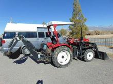 Jinma 284 Diesel Tractor 4x4 w/
