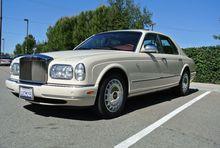 2002 Rolls Royce Silver Serph L