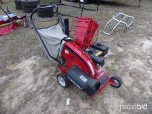 TROY-BILT WOOD CHIPPER