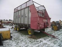 Gehl 980 SU Wagon