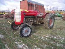 MF 50 Tractor
