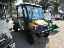 CLUB CAR XRT 1550 4WD CAB
