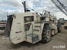 2010 TEREX RS446C SOIL RECLAIME