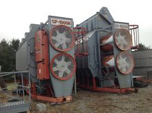 Farm Fans CF 1000H Box Dryer w/