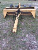 SEF PT 8' Hydraulic Box Blade