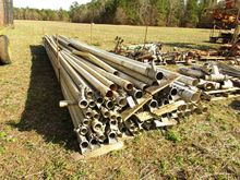 LOT OF IRRIGATION PIPE