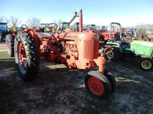 Case SC TRACTOR, TRICYCLE FRT E