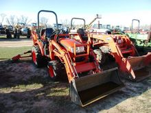 Kioti CK20S MINI BACKHOE, OROPS