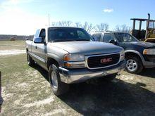 1998 GMC Sierra EXT CAB, AUTO V