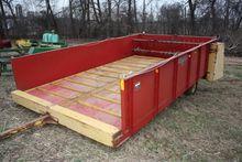 "Richardton 1016 dumping table """