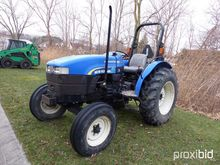 2011 NEW HOLLAND WORKMASTER 55