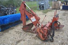 DITCH WITCH BACKHOE ATTACHMENT