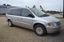 2002 Chrysler TOWN & COUNTRY Ga
