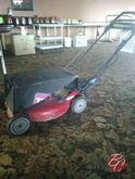 Toro 21 in recycler lawn mower