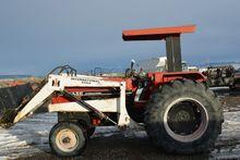 885 Case International Tractor