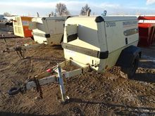 2000 Ingersoll Rand Towable Air