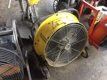 CONTROLLED AIRSTREAMS BLOWER