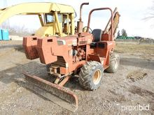 DITCH WITCH 4010 TRENCHER SN6F0