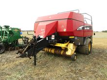 HOLLAND BB960A SQ BALER S/N 274