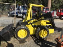 HOLLAND L555 SKID STEER LOADER