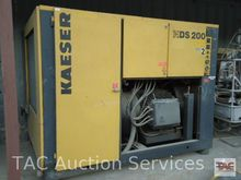 Electric Air Compressor Kaeser